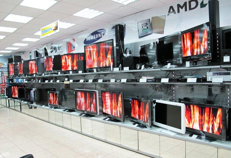 Магазин телевизоров
