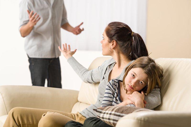 Как определить место жительства ребенка при разводе